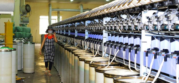 Sản xuất dây thun dệt hiện đại cần những yếu tố gì?
