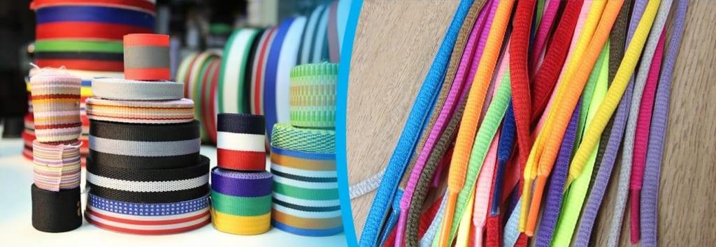 Sản xuất dây thun dệt