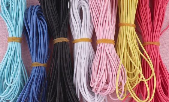 Cơ sở sản xuất dây thun dệt tròn may khẩu trang y tế uy tín TP HCM
