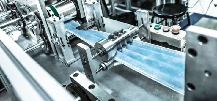 Sản xuất khẩu trang vải mùa dịch bệnh: chất lượng là tiêu chuẩn hàng đầu